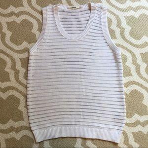 J Brand medium sweater vest medium